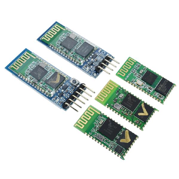 Bluetooth модули HC-05 и HC-06