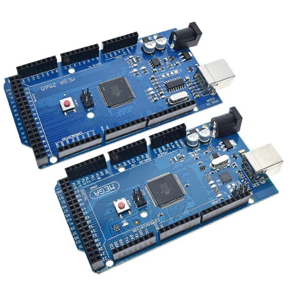Плата Arduino MEGA 2560 (ATmega2560-16AU)